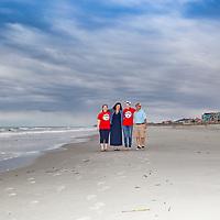 Flynn Family, Garden City Beach, SC. Oct 28, 2017