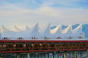 Vancouver Convention Center, British Columbia, Canada