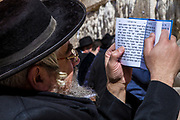 The Western Wall has been a site for Jewish prayer and pilgrimage for centuries and it remains one of the most sacred places in Judaism.