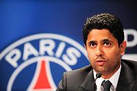 Nasser Al Khelaiffi - president du PSG