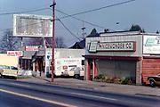 CS03048. Nicewonger Co., 7036 NE Union, between Bryant - Morgan, on east side. Feb. 7, 1974