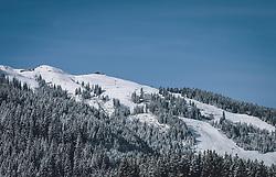 THEMENBILD - Schnee im Skigebiet Resterhöhe am Pass Thurn, aufgenommen am 21. November 2020 in Mittersill, Oesterreich // Snow in the Resterhöhe ski area on Pass Thurn, in Mittersill, Austria on 2020/11/21. EXPA Pictures © 2020, PhotoCredit: EXPA/Stefanie Oberhauser