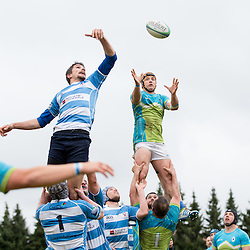 20150418: SLO, Rugby - European Nations Cup, Division 2C, Slovenia vs Luxemburg