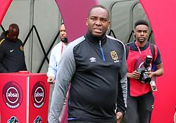 PSL: Coach Benni McCarthy - Cape Town City v Kaizer Chiefs, 15 September 2018