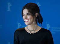 Actress Callie Hernandez at the photocall for the film One of These Days at the 70th Berlinale International Film Festival, on Saturday 22nd February 2020, Hotel Grand Hyatt, Berlin, Germany. Photo credit: Doreen Kennedy