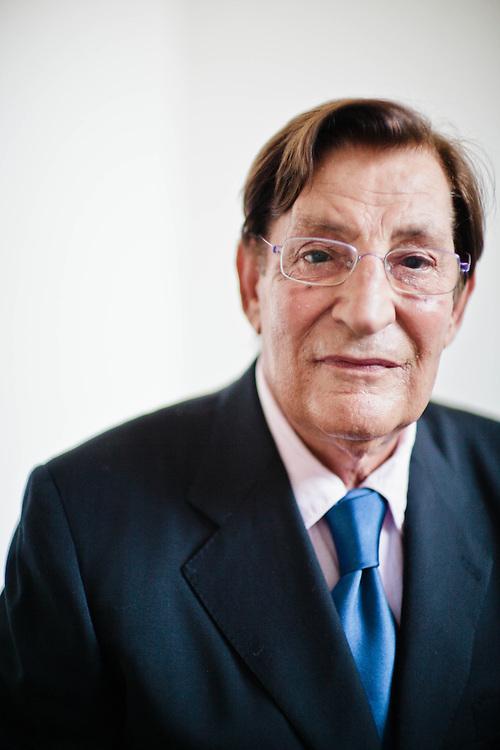 "13 SEP 2011 - Ferrara - ""Hilton Pharma"" farmaceutica: Renato Littera, AD."