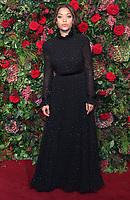 Antonia Thomas, 64th Evening Standard Theatre Awards, Theatre Royal Drury Lane, London UK, 18 November 2018, Photo by Richard Goldschmidt