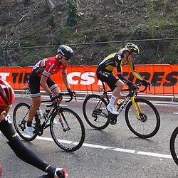 18-04-2021: Wielrennen: Amstel Gold Race women: Berg en Terblijt: Riejanne Markus