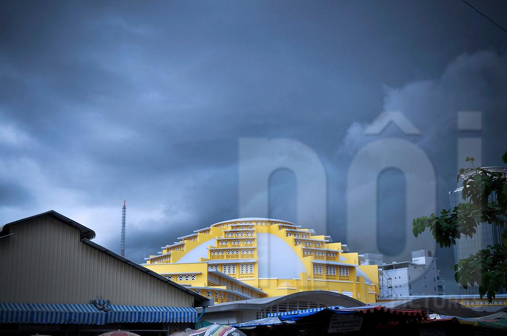 Central Market architecture