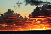 Pacific Ocean Sunrise Panorama viewed from the aft deck of the MV World Odyssey. Image 9 of 20 taken with a Nikon 1 V3 camera and 70-300 mm VR lens (ISO 200, 82 mm, f/8, 1/250 sec). Raw images processed with Capture One Pro and the panorama created using AutoPano Giga Pro.