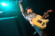 Photos of the band Flogging Molly performing on March 8 at the Pageant in St. Louis.