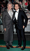 Dec 1, 2014 - The Hobbit: The Battle Of The Five Armies -World Premiere - Red Carpet arrivals at Odeon,  Leicester Square, London<br /> <br /> Pictured: Ian McKellan; Orlando Bloom<br /> ©Exclusivepix Media