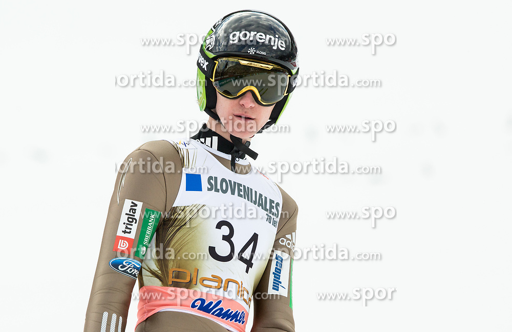 Peter Prevc of Slovenia during the 2nd Round of the Ski Flying Hill Individual Competition at Day 2 of FIS Ski Jumping World Cup Final 2018, on March 23, 2018 in Planica, Slovenia. Photo by Vid Ponikvar / Sportida
