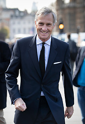 FILE IMAGE © Licensed to London News Pictures. 26/03/2019. London, UK. Conservative MP Richard Drax walks outside Parliament. Photo credit: Peter Macdiarmid/LNP