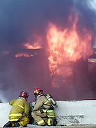 2004 - Consolidated Machinery Movers Fire