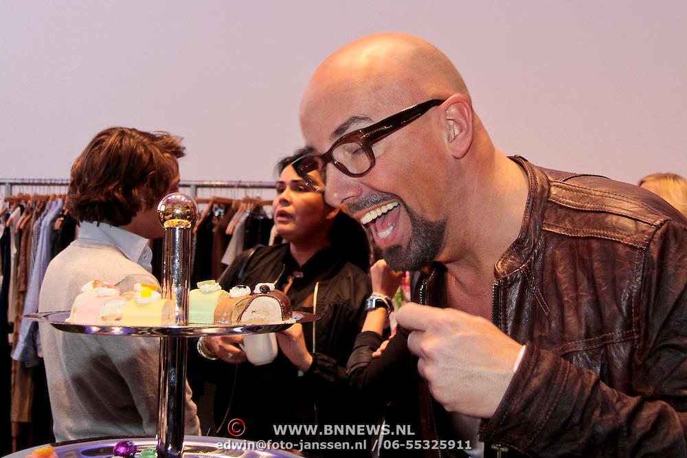 NLD/Amsterdam/20110330 - Launch tshirt lijn B. by Bridget, Maik de Boer