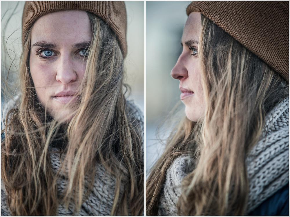 Krista Lundberg at Westchester Lagoon, Anchorage  klumberg.ak@gmail.com