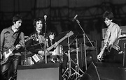 The Buzzcocks perform at Scotfest 1979
