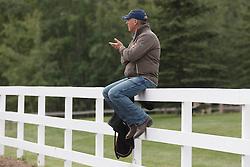 Madden John, (USA)<br /> Spruce Meadows Masters - Calgary 2015<br /> © Hippo Foto - Dirk Caremans<br /> 08/09/15