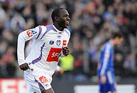 Fotball<br /> Frankrike<br /> Foto: DPPI/Digitalsport<br /> NORWAY ONLY<br /> <br /> FOOTBALL - FRENCH CUP 2008/2009 - 1/16 FINAL - FCE SCHIRRHEIN v TOULOUSE FC - 24/01/2009 <br /> <br /> JOY MOUSSA SISSOKO (TOU)
