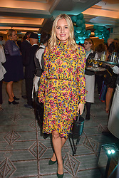 Marissa Montgomery at the launch of the Fortnum & Mason Christmas & Other Winter Feasts Cook Book by Tom Parker Bowles held at Fortnum & Mason, 181 Piccadilly, London, England. 17 October 2018.