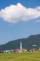 CAMPOROVERE DI ROANA (VI), ALTOPIANO DEI SETTE COMUNI, VENETO, ITALIA