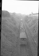 Explosion on Railway Line at McKee Barracks.14/10/1970