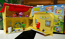 © Licensed to London News Pictures. 31/10/2012. London, UK. A Vivid Imaginations 'My Moshi Home' (RRP GB£38.99) is seen at a Toy Retailers Association (TRA) fair in London today (31/10/12) as the organisation released its 13 Dream Toys for Christmas 2012. Photo credit: Matt Cetti-Roberts/LNP
