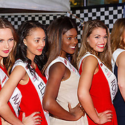 NLD/Amsterdam/20150401 - Premiere Fast & Furious 7, Kim Kötter en de missen 2015, Danique, janike, Marissa, Elise, Laila, Rosy, Margot, Lisa, Dounia, Jessie-Jazz en Floortje