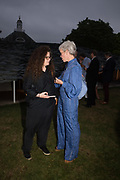 MARIA BALSHAW, AMANDA SHARP, The Serpentine Party pcelebrating the 2019 Serpentine Pavilion created by Junya Ishigami, Presented by the Serpentine Gallery and Chanel,  25 June 2019