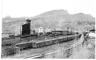 Durango yard looking north.<br /> D&RGW  Durango, CO  <br /> Same image as RD003-057 and RD003-082.
