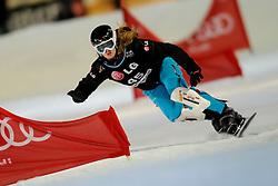 10-10-2010 SNOWBOARDEN: LG FIS WORLDCUP: LANDGRAAF<br /> First World Cup parallel slalom of the season / KUNKELER AnneFloor<br /> NED<br /> ©2010-WWW.FOTOHOOGENDOORN.NL