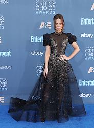 Kate Beckinsale, The 22nd Annual Critics Choice Awards at Barker Hangar (Santa Monica, CA.)