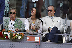 May 12, 2019 - Madrid, Spain - Victoria Federica de Marichalar y Borbón attend the men's final during day 9 of the Mutua Madrid Open at La Caja Magica on May 12, 2019 in Madrid, Spain. (Credit Image: © Oscar Gonzalez/NurPhoto via ZUMA Press)