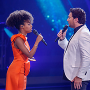 NLD/Baarn/20180410 - 2018 finale 'It Takes 2, Eva Cleven, Tino Martin