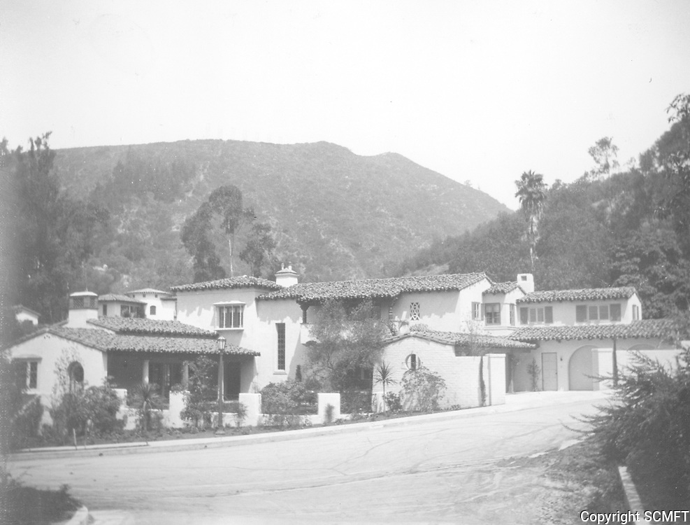 Circa 1930 1900 Outpost Dr. in the Outpost Estates