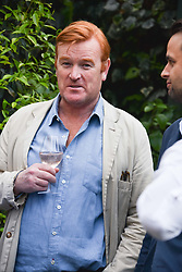 Mark Dyer at The Ivy Chelsea Garden's Annual Summer Garden Party, The Ivy Chelsea Garden, 197 King's Road, London England. 9 May 2017.<br /> Photo by Dominic O'Neill/SilverHub 0203 174 1069 sales@silverhubmedia.com