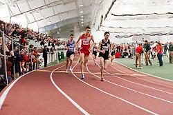 Boston University Terrier Invitational Indoor Track Meet: pacesetters Ross, Ulrey start Elite Mens Mile
