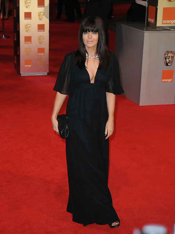 Claudia Winkleman attends the Orange British Academy Film Awards 2012 at the Royal Opera House, London, UK. 12/02/2012 Anne-Marie Michel/CatchlightMedia