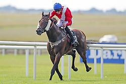 Larchmont Lad ridden by James Doyle wins The Friarstown Stud Minstrel Stakes during day one of the Darley Irish Oaks Weekend at Curragh Racecourse, County Kildare.
