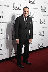 © Licensed to London News Pictures. 18/02/2014. London, UK. Tom Ford attends the ELLE Style Awards 2014 at One Embankment in central London. Photo credit : Andrea Baldo/LNP