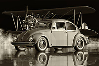 """The Volkswagen Beetle is known to be one of the most well-known German-built cars of all time. Designed by Porsche, it was first released in France and then exported to the United States and Canada where it gained more popularity. When the first version of this vehicle hit the market, it was not exactly hits and so it was redesigned by VW and made more refined before it reached the markets.<br /> <br /> As you can see, the success of this car would lead to many other models being produced with minor differences. However, most people know it by its most famous name """"Volkswagen Beetle"""". It is known to be a classy looking car with a wide body that would stick out when it is driving. With the modern design and body accentuated by high-performance tires, this vehicle has always been on the top.<br /> <br /> The Volkswagen Beetle is also known for its elegant design. Its long bonnet would look sleek and fit perfectly into the curves of the hood. Also, the headlights would be very expressive and would be able to light up the road while merging into your lane. Despite the elegant design of the car, it is also known for the reliability that it has. It has been through the storm of the 60's in the eyes of the Americans, but still stands strong today as a classic."""