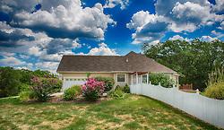 4736 Francis St. Wentzville, Missouri (Side View)