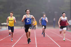 mens 400 meters, Colby, Maine State Outdoor Track & FIeld Championships