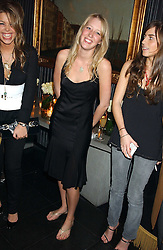 ALICE ROTHSCHILD at a party to celebrate the publication of Tatler's Little Black Book 2005 held at the Baglioni Hotel, 60 Hyde Park Gate, London SW7 on 9th November 2005.<br /><br />NON EXCLUSIVE - WORLD RIGHTS