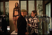 RUFUS ABBOTT; CAMILLA RUTHERFORD, Myla 15th Anniversary party!   The House of Myla,  8-9 Stratton Street, London