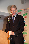 ARSENE WENGER, Four Four Jew: Football, Fans and Faith. Jewish Museum, London. 9 October 2013