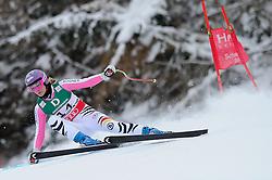 06.02.2013, Planai, Schladming, AUT, FIS Weltmeisterschaften Ski Alpin, Abfahrt, Damen, 1. Training, im Bild Maria Hoefl-Riesch (GER) // Maria Hoefl-Riesch of Germany in action during 1st practice of Ladies Downhill at the FIS Ski World Championships 2013 at the Planai Course, Schladming, Austria on 2013/02/06. EXPA Pictures © 2013, PhotoCredit: EXPA/ Sandro Zangrando