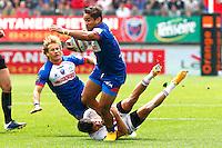 Nigel HUNT - 16.05.2015 - Grenoble / Stade Toulousain - 25eme journee de Top 14<br />Photo : Jack Robert / Icon Sport