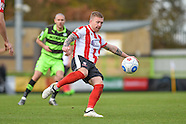 Forest Green Rovers v Lincoln City 191116